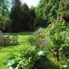 Usk open gardens weekend